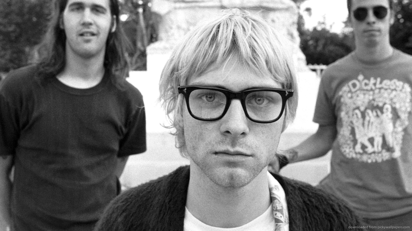 Nirvana nerd glasses
